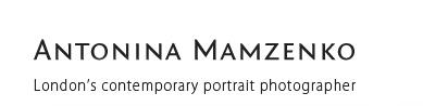 Antonina Mamzenko Photography logo